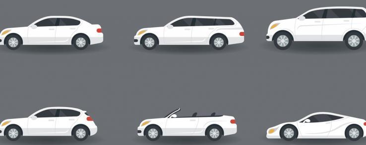 Segment automobile