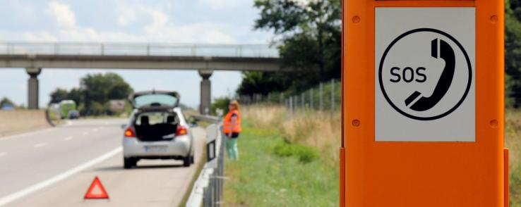 comportement à adopter en cas de panne sur autoroute