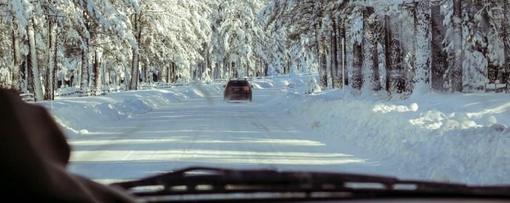 Conseils pour adapter sa conduite en hiver
