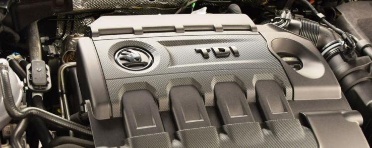 entretien son moteur diesel