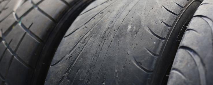 Recycler ses vieux pneus usés