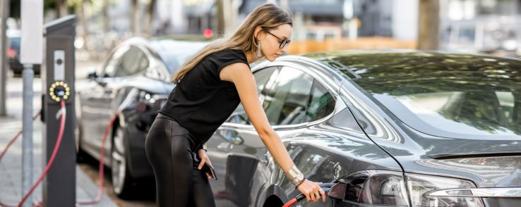 Bonus écologique pour un véhicule électrique