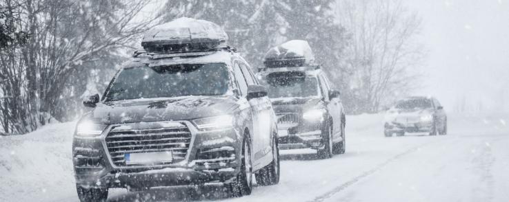 Les pneus hiver ou les chaines obligatoires dès novembre 2021 en montagne