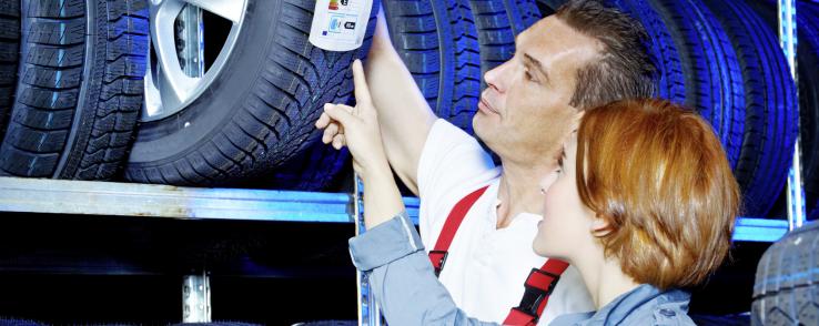 Nouvel étiquetage des pneus : ce qu'il faut savoir